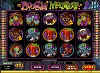 Roxy Palace Casino: Boogie Monsters