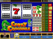 Roxy Palace Casino: Crazy Crocodile