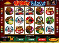 Roxy Palace Casino: Spikes Nite Out