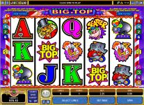 Roxy Palace Casino: Big Top