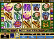 Roxy Palace Casino: Cashville