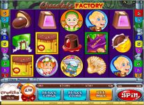 Roxy Palace Casino: Chocolate Factory