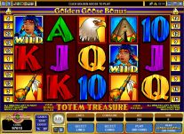 Roxy Palace Casino: Totem Treasure