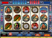 Roxy Palace Casino: Bomber Girls