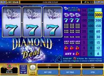 Roxy Palace Casino: Diamond Deal